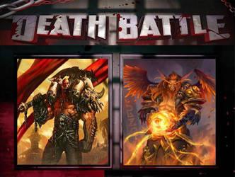 DEATH BATTLE Wishlist No.132 by IronBloodAika
