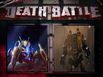 DEATH BATTLE Wishlist No.133 by IronBloodAika