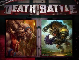 DEATH BATTLE Wishlist No.135 by IronBloodAika