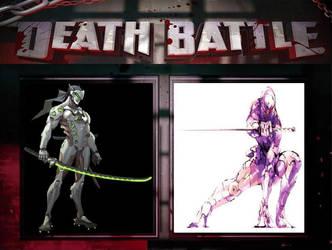 DEATH BATTLE Wishlist No.136 by IronBloodAika