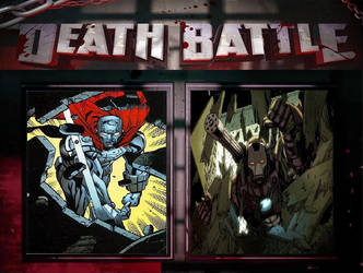 DEATH BATTLE Wishlist No.137 by IronBloodAika