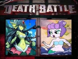 DEATH BATTLE Wishlist No.138 by IronBloodAika