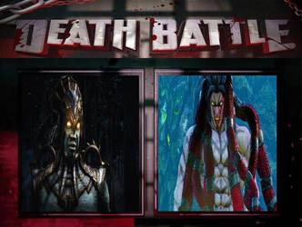 DEATH BATTLE Wishlist No.140 by IronBloodAika