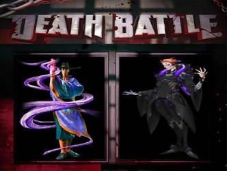 DEATH BATTLE Wishlist No.141 by IronBloodAika