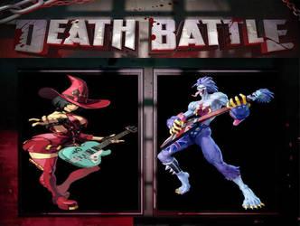 DEATH BATTLE Wishlist No.142 by IronBloodAika