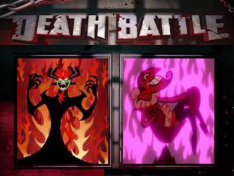 DEATH BATTLE Wishlist No.144 by IronBloodAika