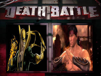 DEATH BATTLE Wishlist No.145 by IronBloodAika