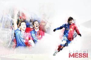 Lionel Messi by dekadentfuture