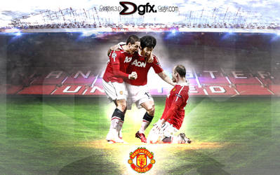 Manchester United by dekadentfuture