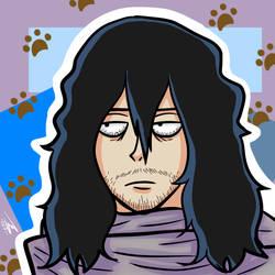 Dadzawa needs 100000 years of sleep by nurmuzdalifah