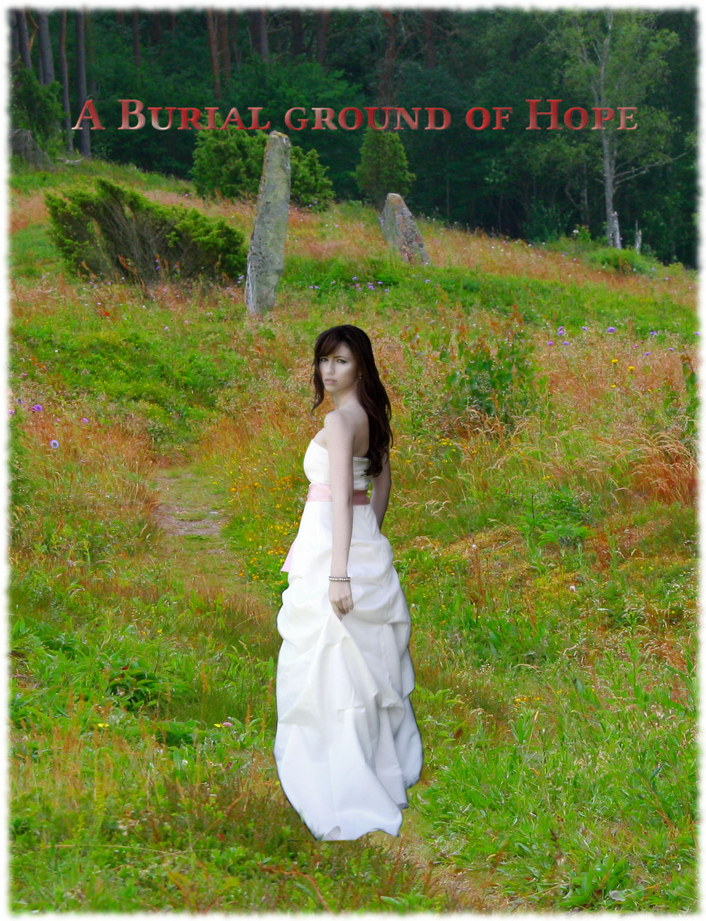 Cover for A Burial Ground of Hope by Melindrea82