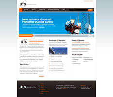 UTS Telecom Solutions by Nas-wd