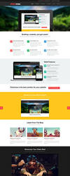 Visionmax Website by Nas-wd