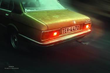 The Car by hamedShayegh