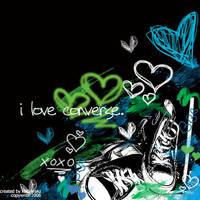 i love converse. by kaitykrakz