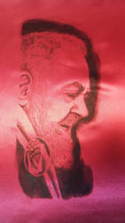 Padre Pio by Miyagino