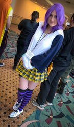 Mizore Shirayuki Cosplay by CavalierCory