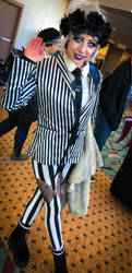 Beetlejuice Cosplay by CavalierCory
