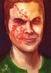 Dexter Morgan by ChopSui