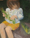 Corn by lotusofagirl