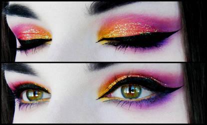 Makeup By Kawaiislug On Deviantart