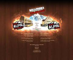 Alpin by VictoryDesign