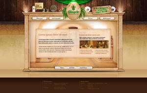 Furniture makers - web design by VictoryDesign