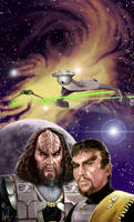 Klingons by ChrisAppel