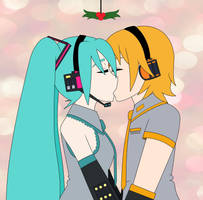 Hatsune Miku X Botsune Nestie AT for NestieBot by HTFWhiskersthecat