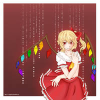 Flandre Scarlet by XxKyoran