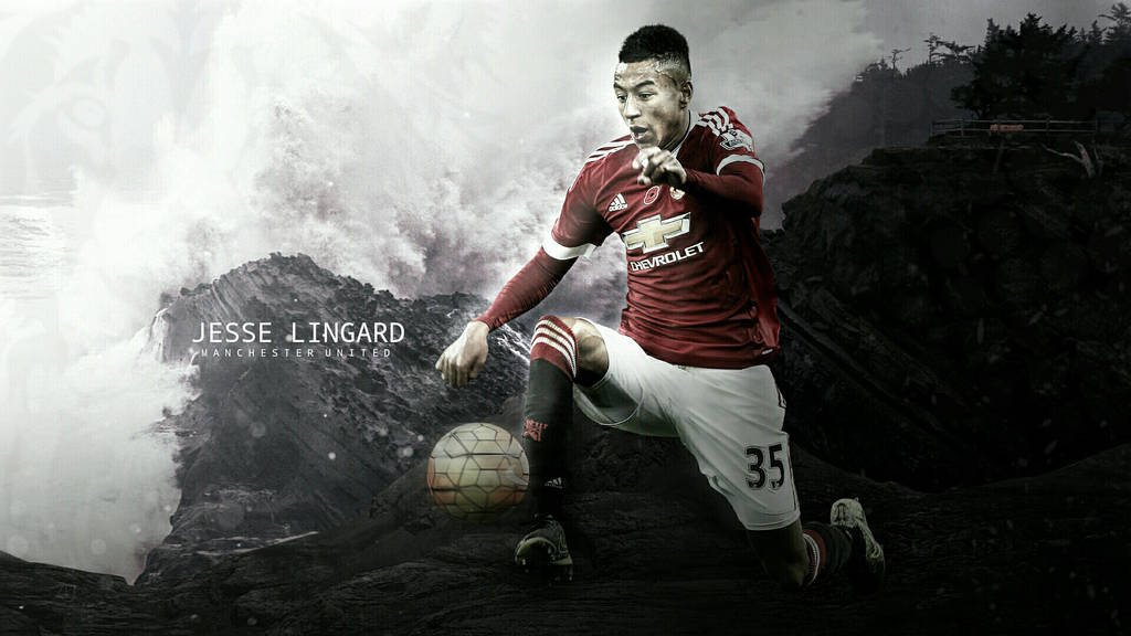 Jesse Lingard Wallpaper. By UhgGfx On DeviantArt