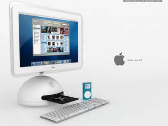 iMac by me II by viewjz