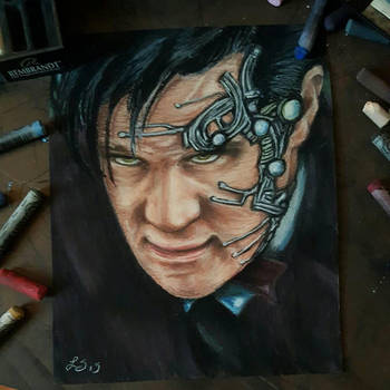 Mr. Clever (Doctor Who) by CCMathis