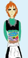 Happy Birthday: Tygerlander. Bukimi Birthday Cake by ChikaraRyoku