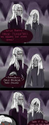 Zak and Drizzt by TahoeSnow