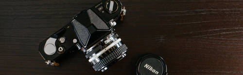 Nikon FTN by JoshEH-Photo