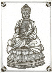 Lord Buddha by pham158