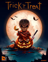 Trick 'r Treat by adlovett