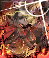 Dragon Slayer by RedchetGreen