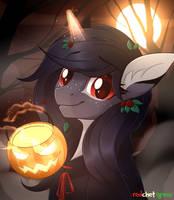 Pumpkin by RedchetGreen