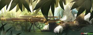 Hunt by RedchetGreen