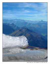 Melting On The Edge by germania