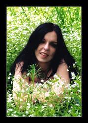 Flowergirl by germania