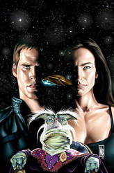 Farscape 3 by MDiPascale