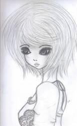 glance by xxAiko-chanxx