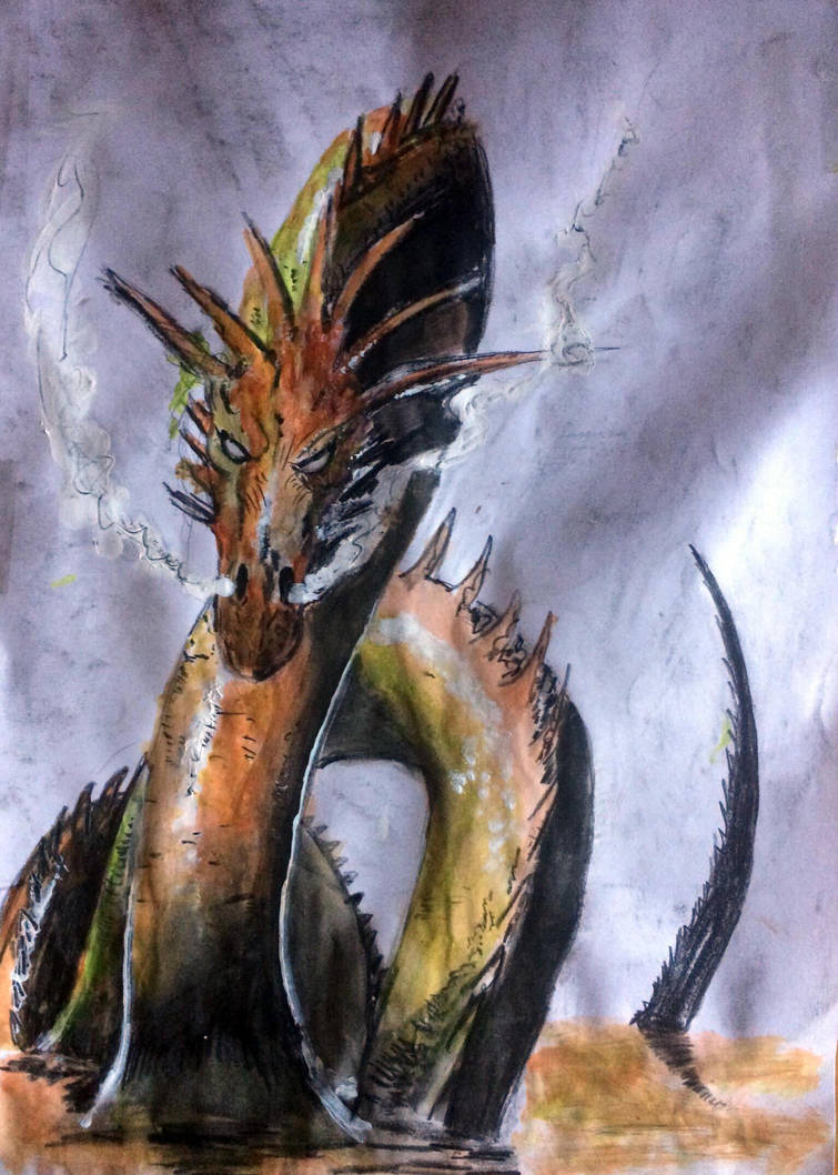 Serpent by LucyMP