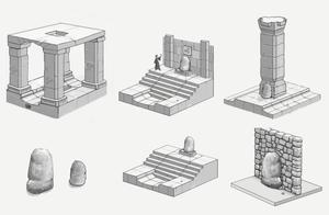 Prop Design for Runes by Betelgeuze01