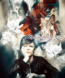 David Bowie (ID) by StrongAsLion