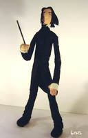 plush doll : 35cm HP Snape by lysel