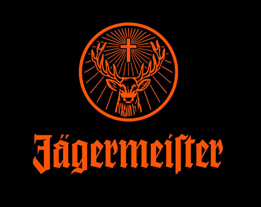 Jagermeister logo HQ by zubuki
